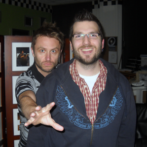 Chris Hardwick and Joel Watson - The HijiNKS ENSUE Podcast